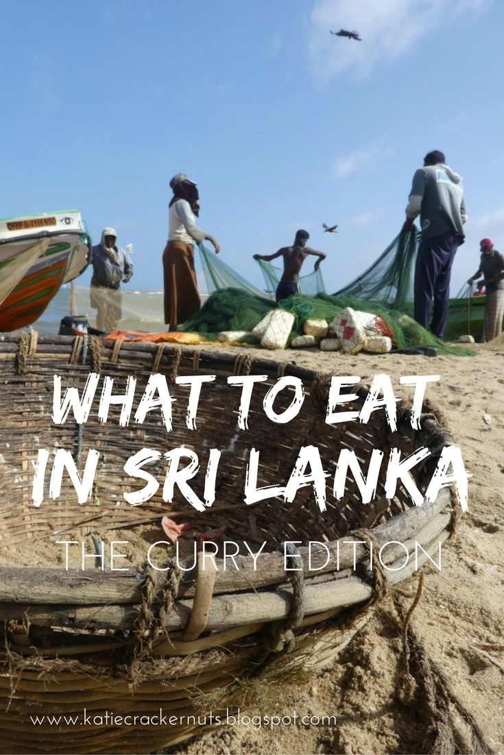 If you're not too fussy about how you look in a swimsuit, here's my tips on what curry delights you should hunt down in Sri Lanka.