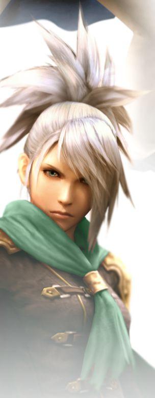 Final Fantasy Type-0 - Sice