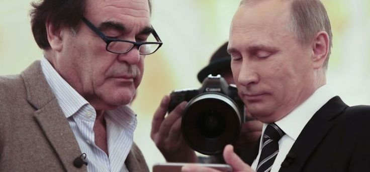 Oliver Stone Defines Useful Idiot in 'The Putin Interviews'