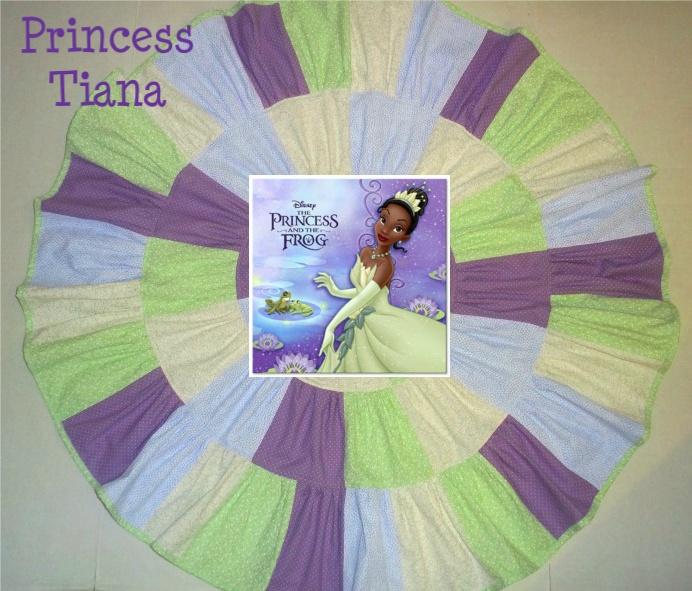 Tiana Twirl Skirt