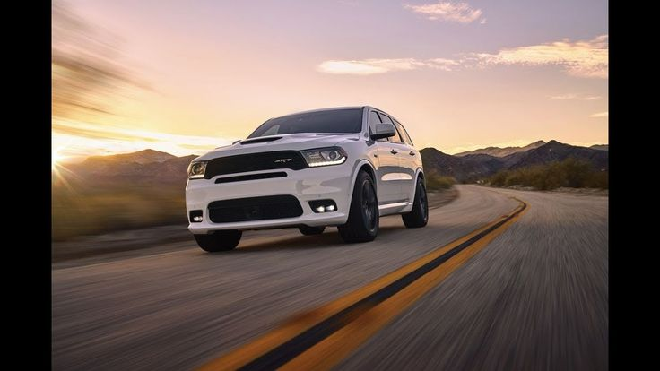 2018 DODGE DURANGO SRT SPECS, RELEASE DATE AND REVIEW