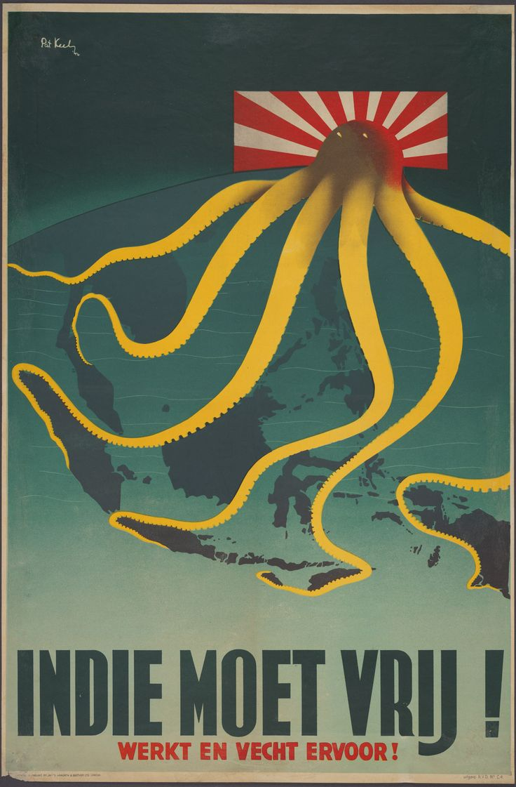 Poster design 19th century - Since The 19th Century The Motif Of An Octopus On Propaganda Maps Has Represented The