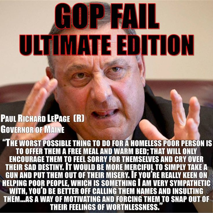It's like Dale Carnegie and Dr. Phil had a retarded love child...How embarrassing it must be to be a Republican !!!
