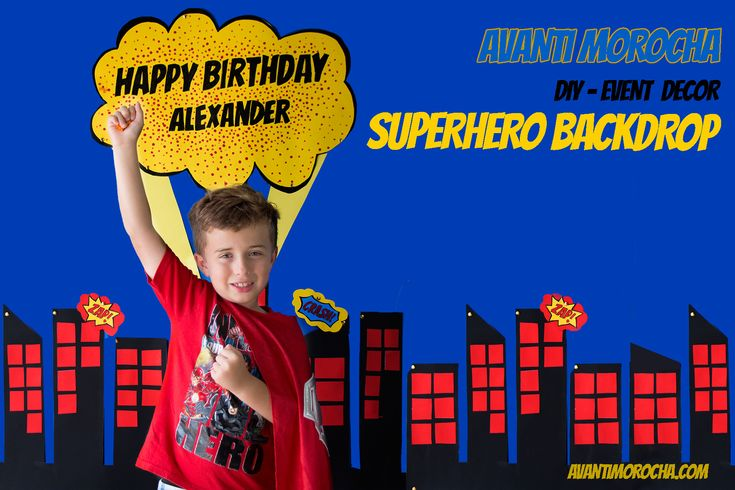 Desde niña siempre me gustaron los superhéroes, hace poco fui a ver la última película Avengers me encantó y me hizo acordar como me hubiera gustado tener una fiesta con el tema de superhéroes cuando era pequeña. Me puse a revisar online para tener mas ideas de cómo hacer un …