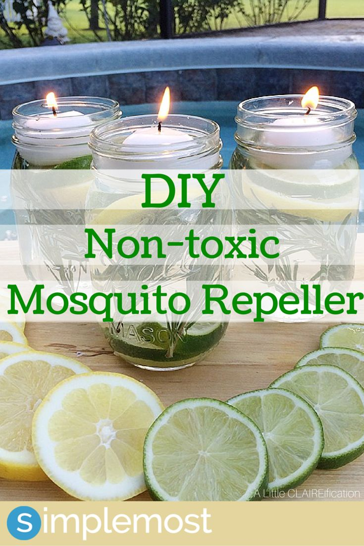 Stop those little pesky bugs by making your own mosquito repellent.  Try this non-toxic DIY repeller that will prevent you from having that annoying itch ever again. http://www.simplemost.com/?p=1685?utm_source=pinterest&utm_medium=referral&utm_campaign=organic