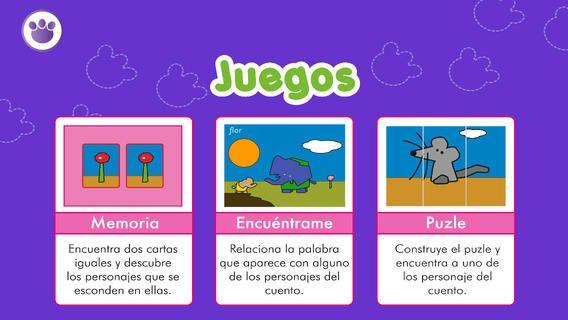La colección de apps de BubbleBooks, ideales para niños a partir de tres años, ha sido desarrollada para favorecer el aprendizaje de los pequeños, independientemente de sus capacidades.