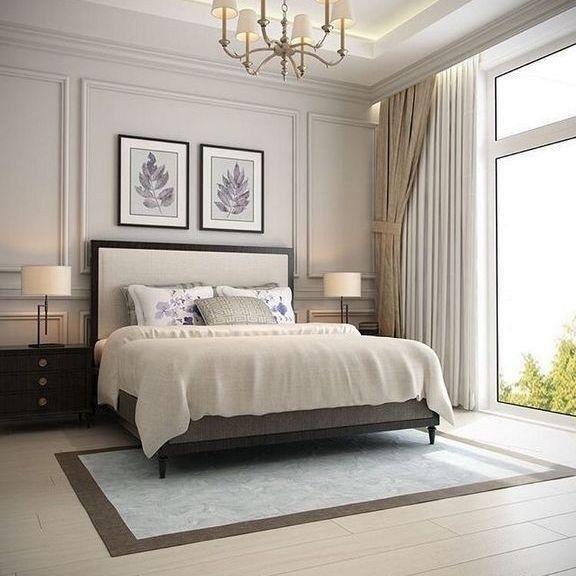 34 Amazing Luxury Master Bedroom Design Ideas 15 In 2020 Luxury Bedroom Master Classic Bedroom Modern Bedroom Design