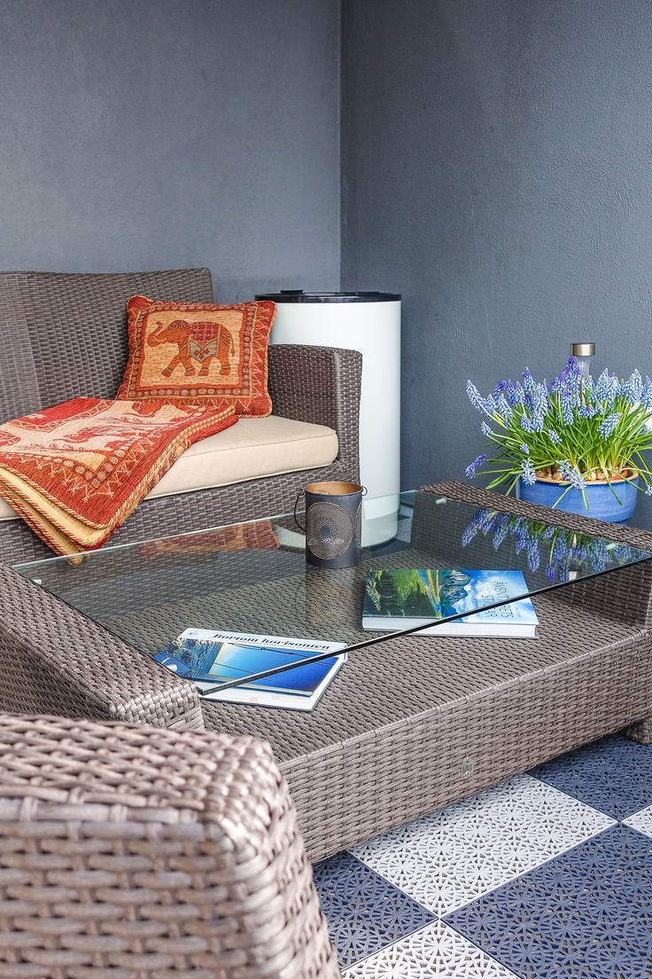 Bergo Floor tiles - homestaging, easy and fast to install, durable, draining...
