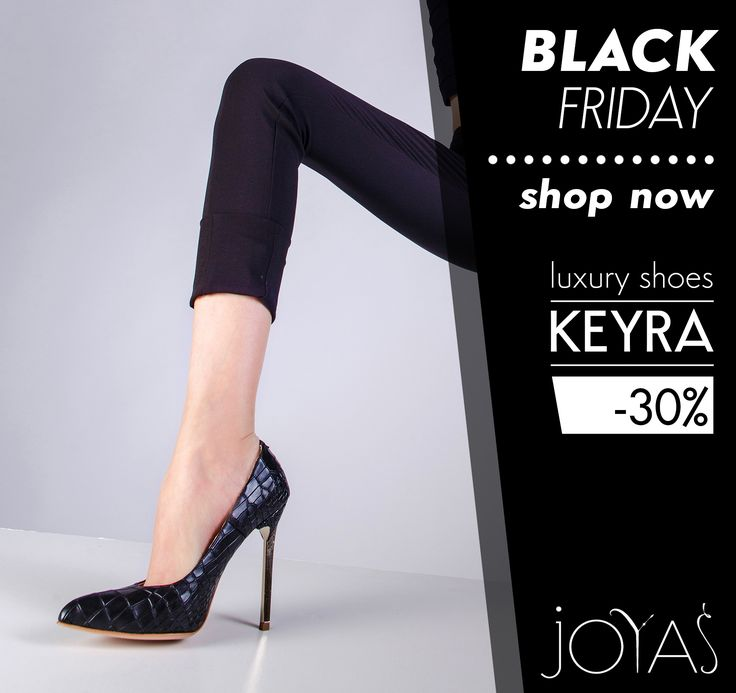 A black pair of luxury stilettos are perfect for a stylish outfit @joyasromania