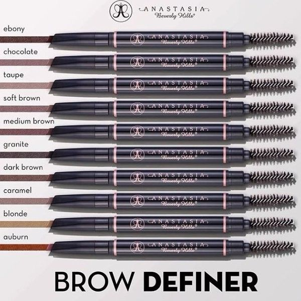 The Beauty News: ANASTASIA BEVERLY HILLS Brow Definer