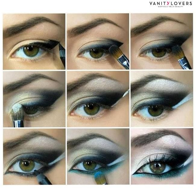 Eccezionale 109 best Make up Tutorial images on Pinterest | Beauty makeup, Eye  VG75