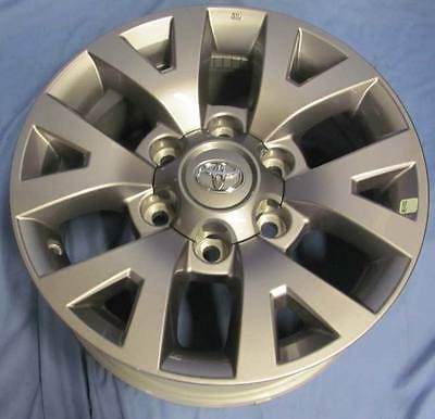 auto parts - general: 16 Toyota Tacoma 2016 Oe Wheels Set Of (4) Oem Factory Alloy Rims 16X7 -> BUY IT NOW ONLY: $399.0 on eBay!