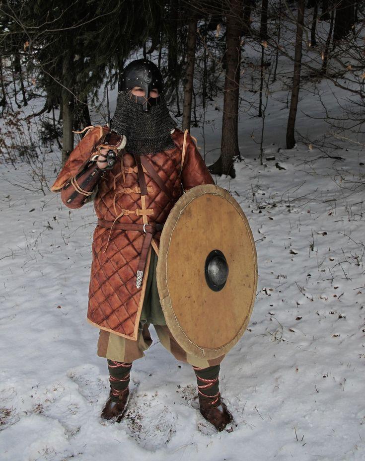 Viking warrior. by Zbranek.deviantart.com on @DeviantArt