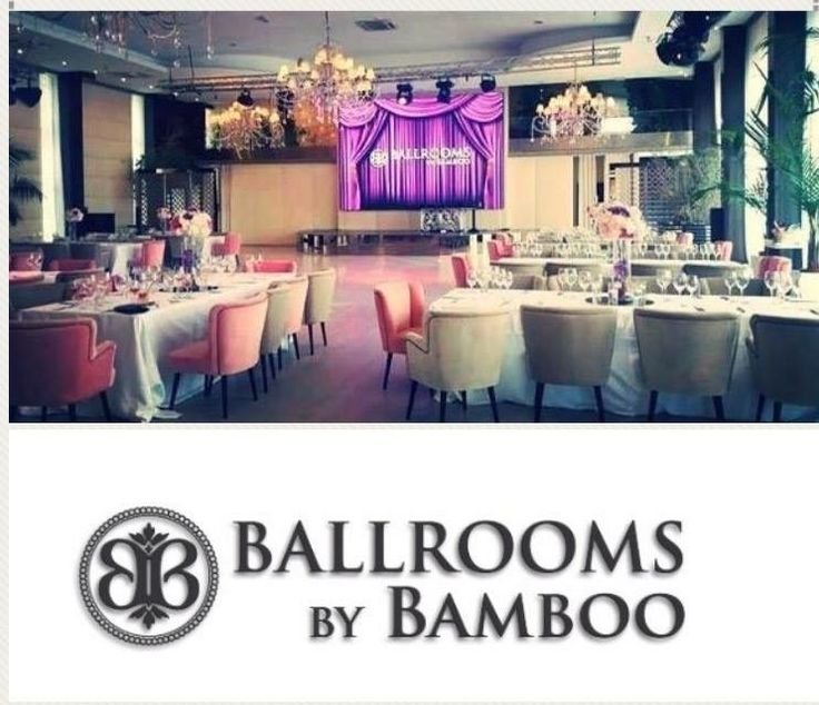 La Ballrooms by Bamboo vei gasi un pachet complet de servicii, de la crearea conceptului potrivit evenimentului tau pana la oferirea de servicii GRATUITE de consiliere si management, implicarea 100% in implementarea chiar si a celor mai mici detalii si organizarea eficienta de la A la Z. Iti stam la dispozitie la 0724322189 / 0724247163 office@ballrooms.ro