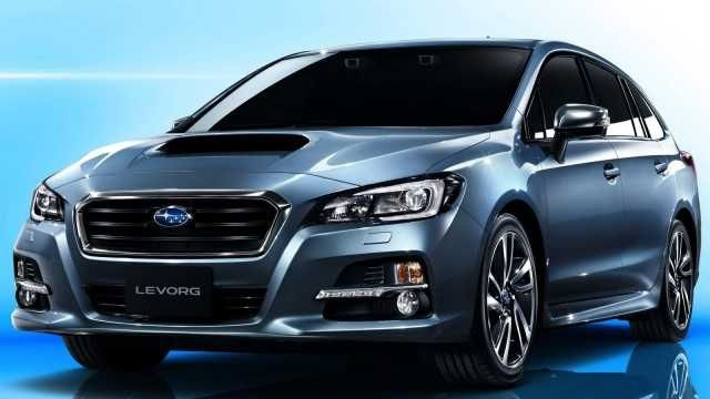 2018 Subaru Levorg Price and Release Date