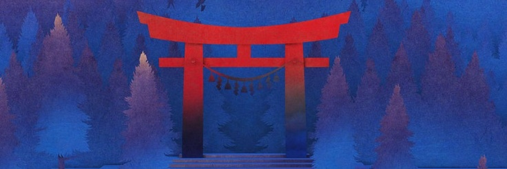 Two worlds collide in Nyamyam's Tengami. Interview with the developers on Beefjack
