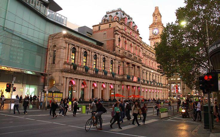 Melbourne Gece Hayatı