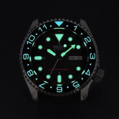 New Launch Luminous Ceramic Inserts For Seiko Skx007 2 Designs With 2 Lume Options Enjoy 10 Off With Code Dlwbf2018 Seiko Mod Seiko Futuristic Watches