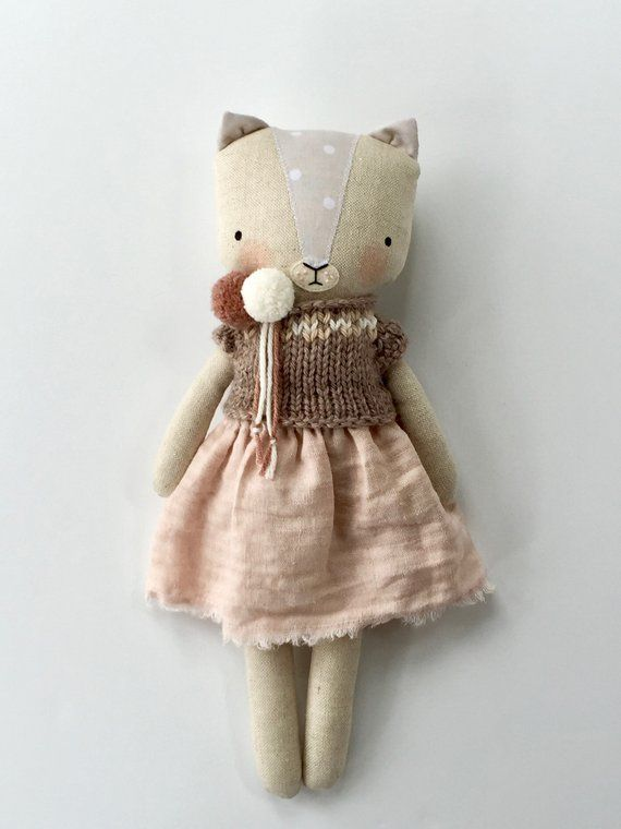 каталоге куклы животные из льна фото подготовительные работы