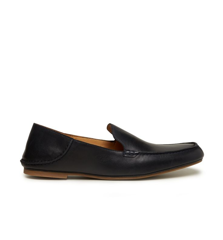 The slip on loafer is a must have for summer. The perfect shoe for lounging around the house, heading for the beach or poolside bar. It will really become your go-to shoe for the season.