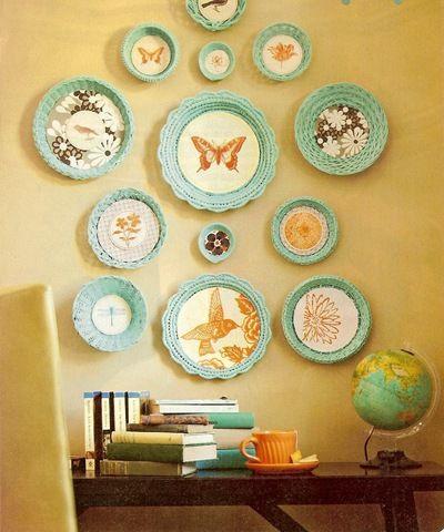 86 best Wall Vignettes and Arrangements images on Pinterest ...
