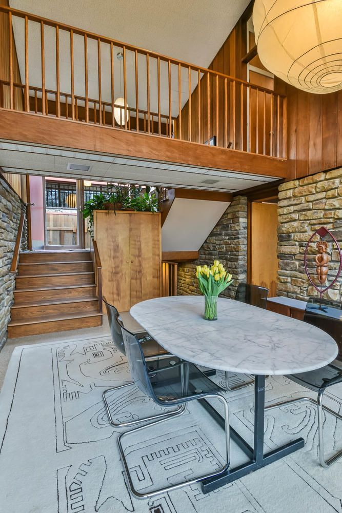 Carefully preserved midcentury home on the market for first time ...