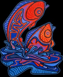 >> Historical Background - Ritchie Sinclair - Stardreamer - Canada - Stardreamer - Ritchie Sinclair - Canada - Canadian Native Art Spirit - Woodland Art - Thunderbird Art