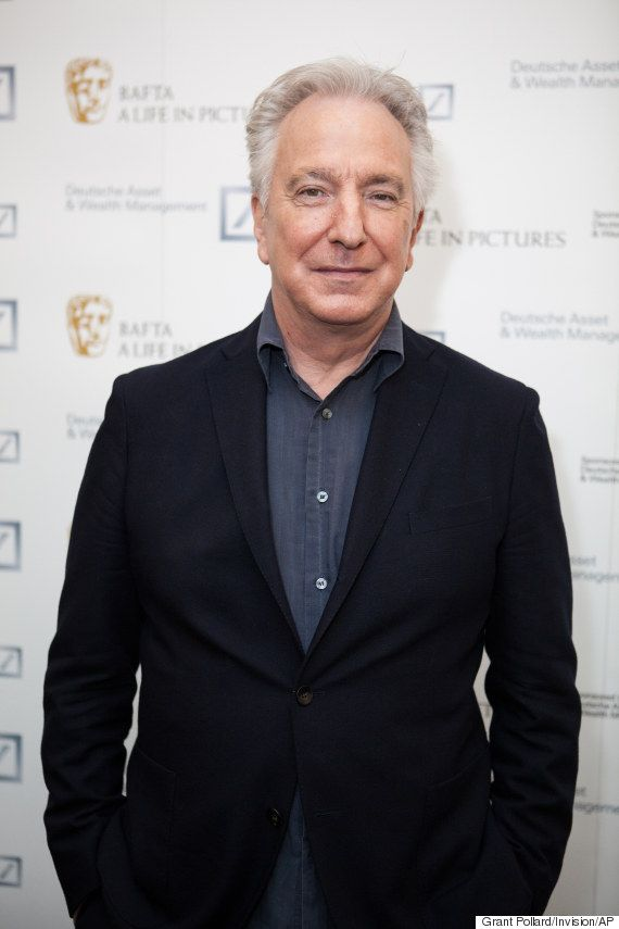 Alan Rickman Dead: 'Harry Potter' Professor Snape Actor Dies, Aged 69