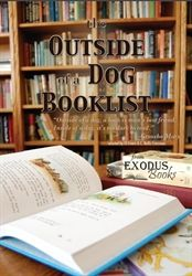 Free recommended reading list e-book full of links and other helpful resources. #outsideofadog #exodusbooks