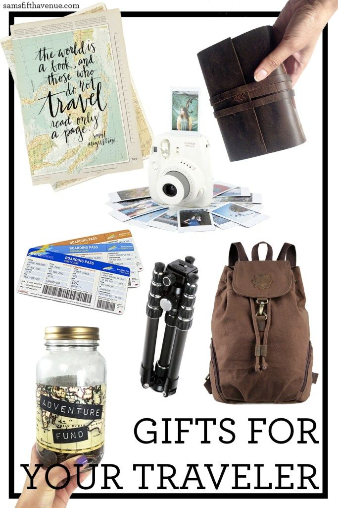 Gifts for Your Traveler | http://www.samsfifthavenue.com | #wanderlust #travel #gifts #travelgifts