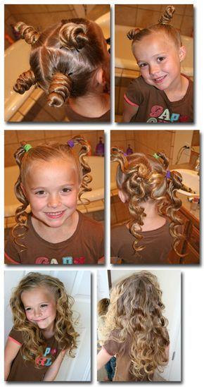 Bantu Knot Curls | 37 Creative Hairstyle Ideas For Little Girls  http://www.perfectlocks.com/blog/how-to-create-bantu-knots-bantu-knot-outs/
