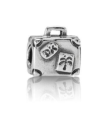 Juwelierwaren: Pandora Silber-Element Koffer 790362 von DM sonstige Marken