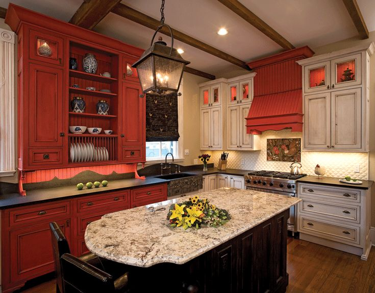 New Orleans themed kitchen NOLA Style Pinterest
