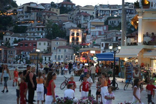 Parga, Preveza Hellas Greece