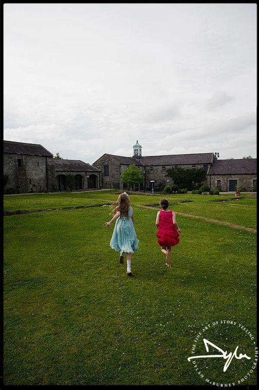 Wedding at Ballymagarvey Village, Co Meath