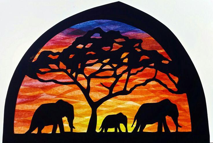 www.mezekind.nl Familie olifant