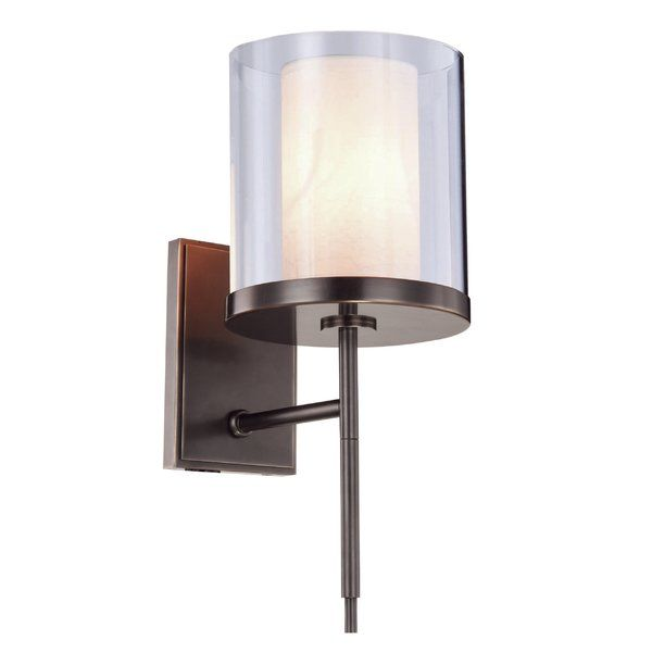Simmon 1 Light Wall Sconce Wall Sconce Lighting Sconces Battery Operated Wall Sconce