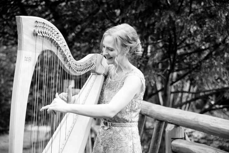 #Cheltenham based Angharad James is an experienced harpist, whose repetoire of #wedding music includes both classical and modern covers.
