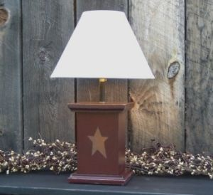 primitive lamps | Primitive Lamps - Raystown Primitives