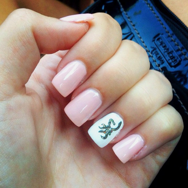 Fingernails Designs Idea 45 warm nails perfect for spring Find This Pin And More On Nails Ideas
