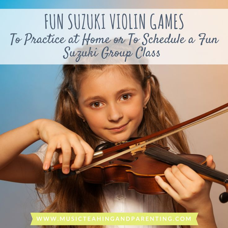 Games are never out of season in Suzuki violin practice. The games below are fun and you can schedule as a part of your daily practice with your child. Or if you are a teacher you can also pick one of the ideas and plan a group activity around it. Consider having a treasure hunt …