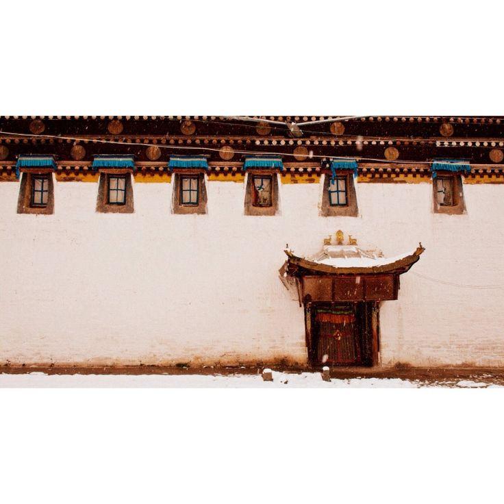 Langmusi, China - Emdiz
