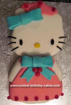 100 best Hello Kitty Cake Ideas images on Pinterest Hello kitty
