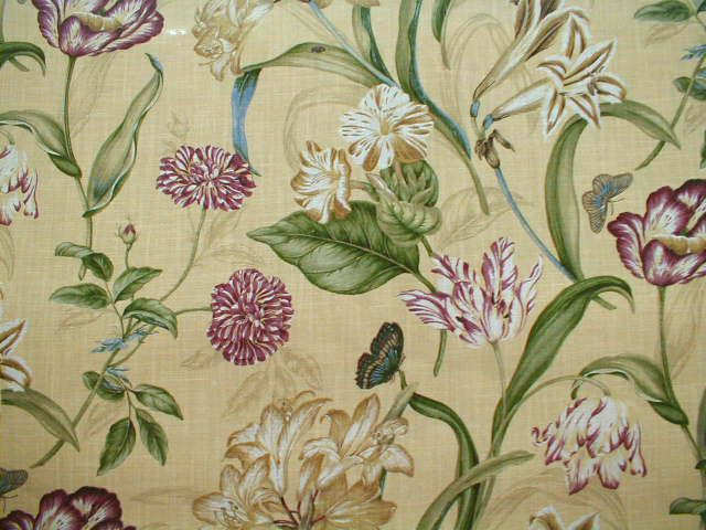 31 Best Images About Botanical Fabric On Pinterest
