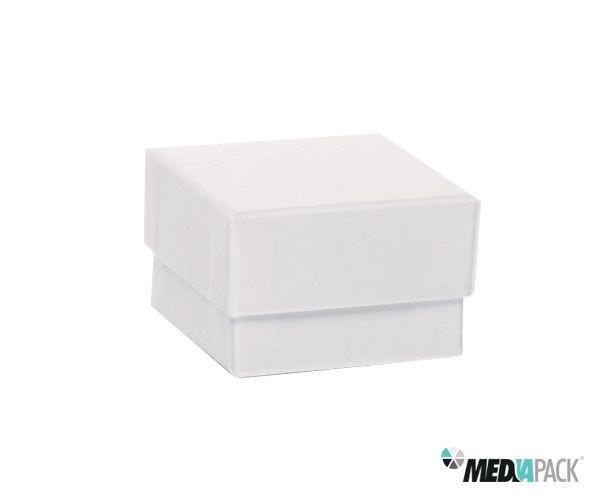 Caixa de cartão compacto em branco. http://loja.mediapack.com/pt/caixa-de-cartao-branca_1/