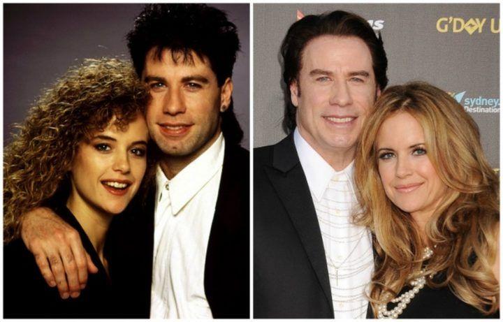 John Travolta And Kelly Preston Married For 26 Years Celebrity Couples John Travolta Famous Couples