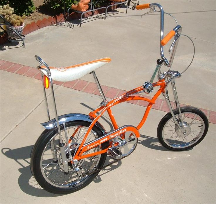 Schwinn Stingray Parts Catalog : Orange krate transportation cars trucks pinterest
