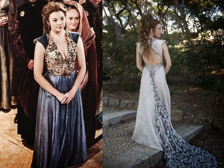 Margaery Tyrell Gowns