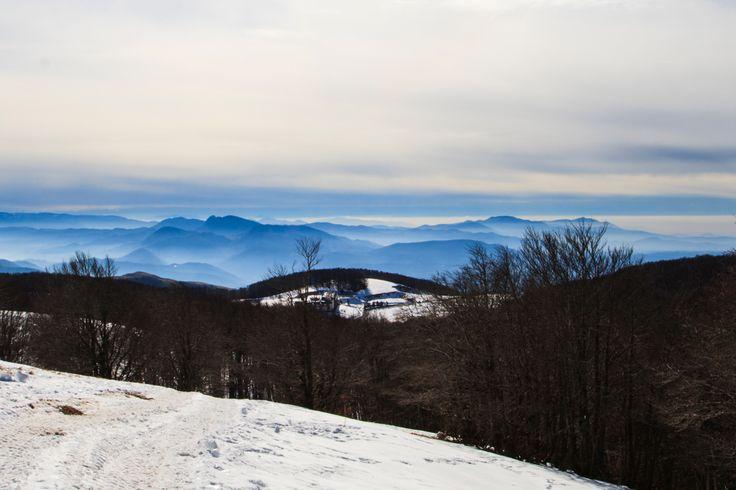 Alte Vedute Vista dal Terminillo #photography #landscape