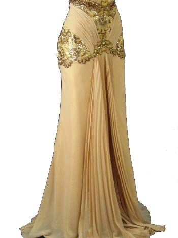 old hollywood glamour dresses | Old Hollywood Glamour Gold Vintage Inspired Evening Gown-Vintage Style ...